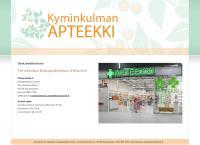 Nettisivu: Kuusankoski Iii Kyminkulman Apteekki