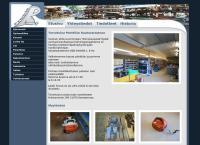 Nettisivu: Penttilän Rautavarasto Ky