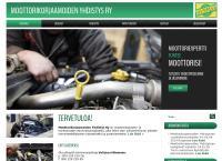 Nettisivu: Vantaan Moottorikoneistamo Ky