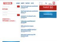 Nettisivu: Teboil Kangasniemi