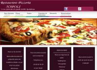 Nettisivu: Pizzeria Napoli