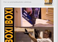 Nettisivu: Pirkanmaan Boxi Oy