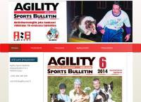 Nettisivu: ASB-Lehti Agility Sports Bulletin