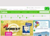 Nettisivu: Osuuskauppa Arina