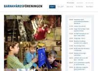 Nettisivu: Högsand Loma- ja kurssikeskus