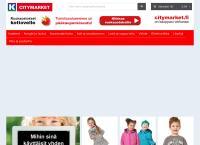 Nettisivu: Turtolan Citymarket