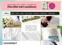 Nettisivu: Häät/Juhlaan-Opas -Lehti