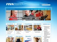 Nettisivu: Finnbody Fitness Center