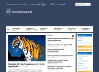 Nettisivu: Kallion Terveysasema