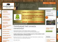 Nettisivu: Eräliike Hiidenkivi
