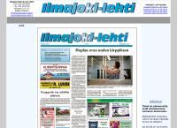 Nettisivu: Ilmajoki-lehti