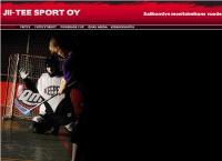 Nettisivu: Jii-Tee Sport