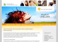 Nettisivu: Kasvun Yhteisöt Koivikko