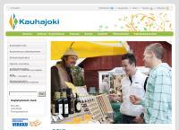 Nettisivu: Kauhajoen Kaupunki Äijön Koulu