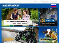 Nettisivu: Rautia Naumanen
