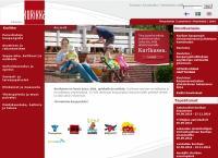 Nettisivu: Kurikan kaupunki