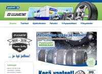 Nettisivu: Lujakumi Oy