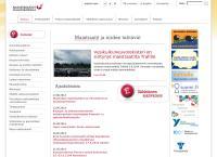 Nettisivu: Oulun Maistraatti