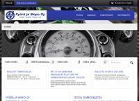 Nettisivu: MP-Osat Jäppinen P Ky
