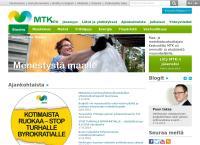 Nettisivu: MTK Varsinais-Suomi
