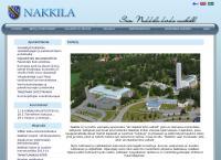 Nettisivu: Nakkilan kunta