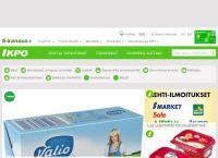 Nettisivu: S-Market Palosaari
