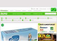 Nettisivu: Osuuskauppa Kpo S-Market Nivala