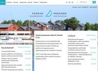 Nettisivu: Parainen Kaupunki Storgårdin Koulu