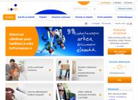 Nettisivu: Suomen Posti Oyj