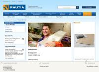 Nettisivu: Rautia Riihimäki