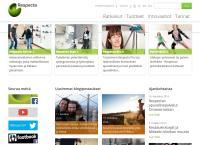 Nettisivu: Respecta Oy/Apuvälineklinikka