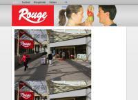 Nettisivu: Rouge Oy