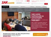 Nettisivu: Sak Pohjois-Savon Aluepalvelukeskus