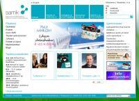 Nettisivu: Satakunnan ammattikorkeakoulu sosiaali- ja terveysala Rauma