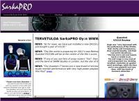 Nettisivu: SarkaPRO Oy