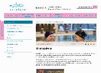 Nettisivu: Seinäjoen kaupunki Seinäjoen uimahalli-urheilutalo