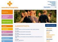 Nettisivu: Järvenpään Diakoniaopisto