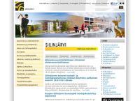 Nettisivu: Siilinjärven kunta palvelukoti Risuliina