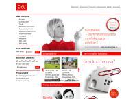 Nettisivu: Skv-Yhtiöt Oy Nummela
