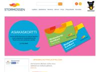 Nettisivu: Stormossen Oy Ab