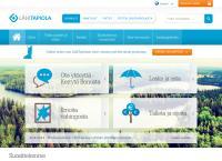 Nettisivu: Keskinäinen Vakuutusyhtiö Tapiola