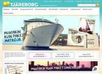 Nettisivu: Matkatoimisto Tjäreborg Oy Ab