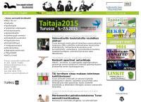 Nettisivu: Turun ammatti-instituutti