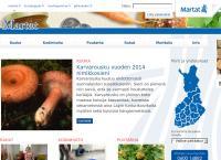 Nettisivu: Etelä-Hämeen Martat ry