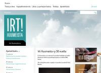 Nettisivu: Irti Huumeista Oulu