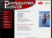 Nettisivu: Pumppumies Puoliväli Oy