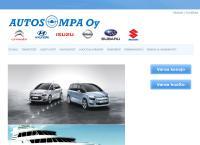Nettisivu: Kouvolan Autosompa Oy