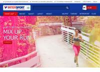 Nettisivu: Intersport Jyväskylä Asema-Aukio