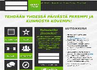 Nettisivu: Kuntokeskus Kanava Oy