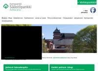 Nettisivu: Kantasäästöpankki Oy Riihimäen konttori